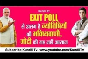 lok sabha elections exit poll