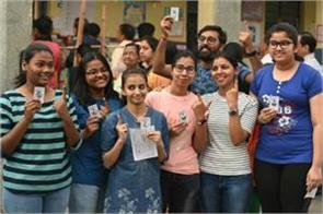 live updates voting in 7 seats of delhi