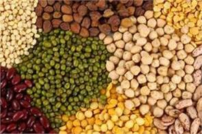 lack of pulses in the market government may increase import