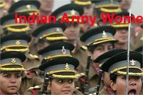 indian army women recruitment 2019 recruitment to 100 posts out of women