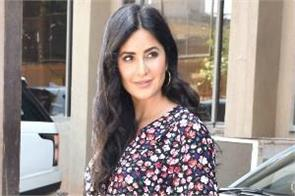 katrina kaif gorgeous pictures in floral printed dress