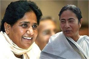 mamta thanks to mayawati akhilesh and congress for supported