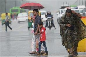 drizzle expected in delhi