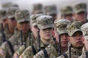 increase in sexual harassment in the us army in 2018