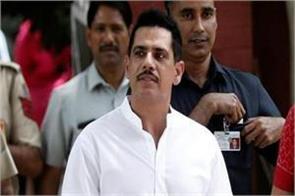 money laundering case delhi hc sent notice to robert vadra on ed petition