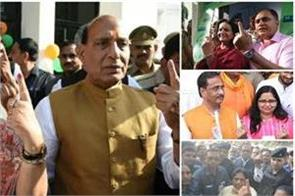 these giants took part in the festival of democracy vote
