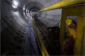 3 dead 2 missing after metro tunnel collapse in east china