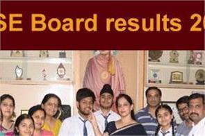 cbse board results 2019 declared