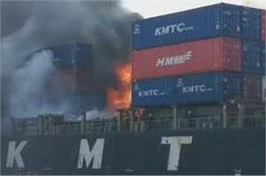 25 injured in container explosion in thailand