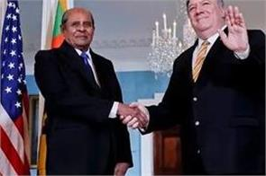 us lanka resolved to work together for peace security in indo pacific