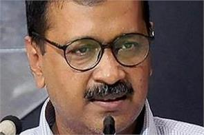 kejriwal says amit shah will be home minister if bjp wins