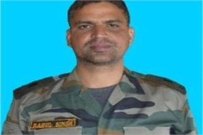 army major dies of cardiac arrest in machil sector