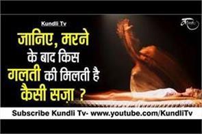 how many kind of hells according to garud purana