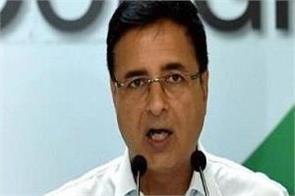 surjevala says rahul gandhi not to offer resignation