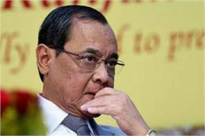 if no one gets a majority in the lok sabha election  cji will hear itself
