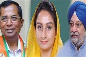 know which departments of the three punjab ministers