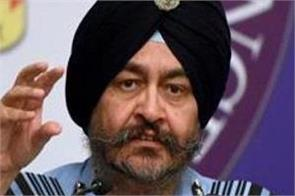 air force chief bs dhanah told rafale gamechanger