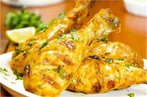 yum recipe tandoori chicken tangdi