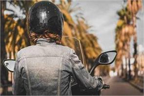 6 lakhs of insurance lost on not wear helmet
