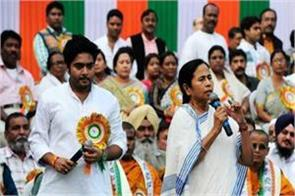 mamta didi scared of modi wave limit the role of abhishek bannerjee