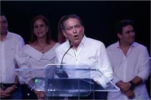 cortizo declared  virtual winner  in panama president race