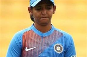 captain harmanpreet disclosed wanted to break from cricket