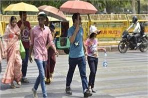 mercury crosses 45 degree temperature in delhi