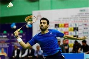 badminton player saurabh verma overcrowded on air india
