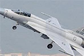 china delivers first overhauled jf 17 fighter jet to pakistan