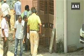 blast near congress mla s house in b luru one killed