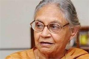 sheila dixit says nirbhaya gang rape was blown out of proportion by media