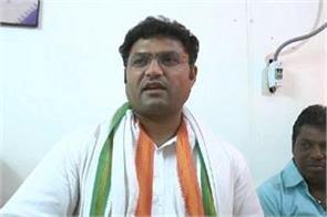 ashok tanwar commented on congress