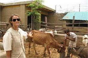 sushma seeks report on padma shri winning rejection of visa to german citizen