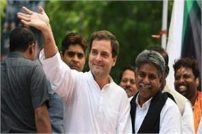 during the lok sabha election rahul gandhi did 158 election meetings
