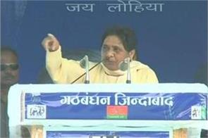mayawati sp bsp coalition alliance in deoria