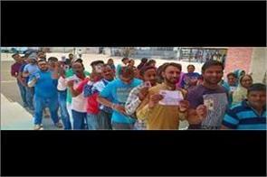 chandigarh voting