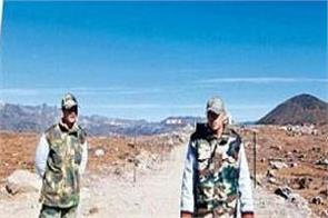 tension prevails on china india border but both prevented from growing