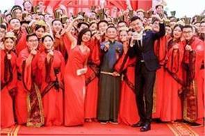 china s jack ma urges sex marathons for newlyweds