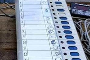 polling in five polling booths of andhra pradesh
