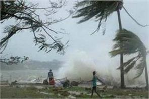 cyclone funy the number of dead reached 41