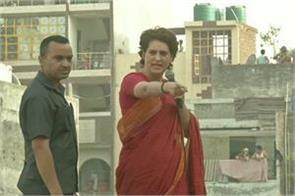 priyanka gandhi s pm modi challenged