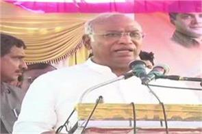 modi will hang on himself at vijay chowk if congress gets few seats kharge