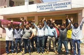 phe employees threaten hunger strike