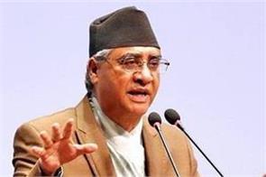 nepal government preparing to crack the media deuba
