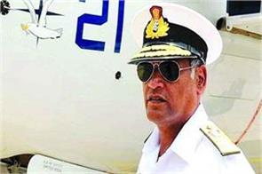 vice admiral verma s appeal rejected by the defense ministry