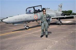 mohana singh became the first female fighter pilot in the day to do the mission