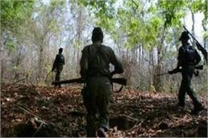 5 maoists stack in encounter with security forces in odisha