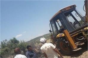 anti encroachment drive in purmandal