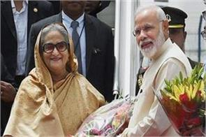 hasina will not be able to attend modi s swearing in ceremony for a second time