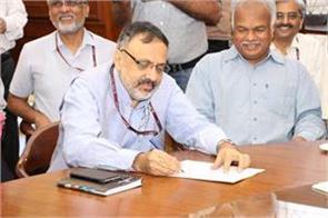 rajiv gauba may be the next cabinet secretary
